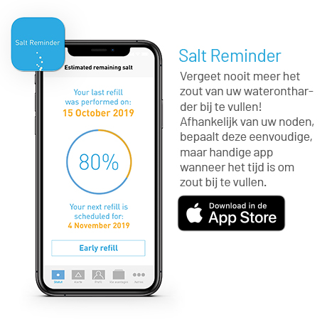 Zout reminder-app
